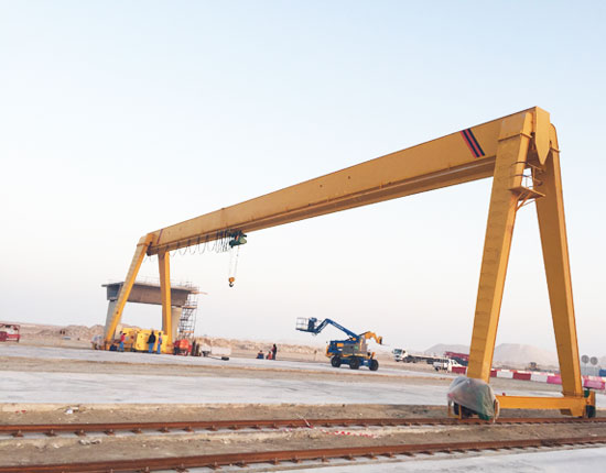 4 ton gantry crane for sale