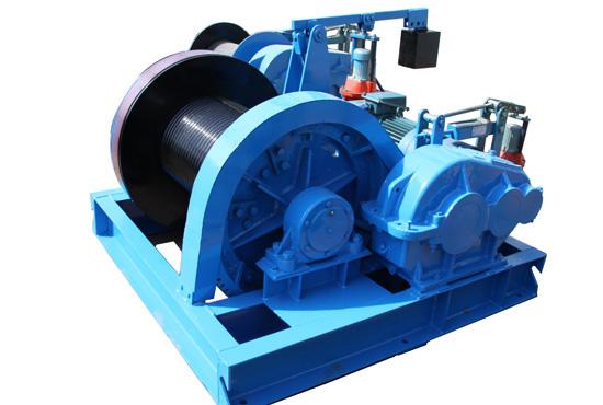 30 Ton Winch Manufacturer