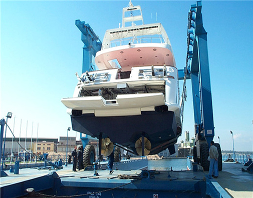 High Quality Marine Travel Lift Manufacturers